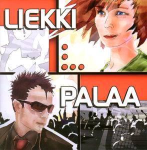 Liekki Palaa CD