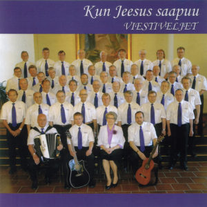 Kun Jeesus saapuu CD