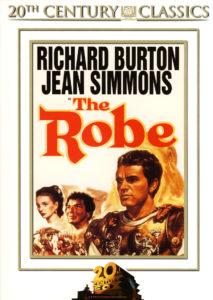 The Robe - Näin hänen kuolevan DVD
