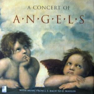 Ear Book - A Concert of Angels 4CD + kirja