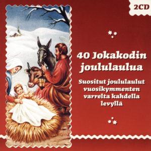 40 Joka Kodin Joululaulua 2CD