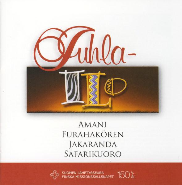 Juhlailo CD
