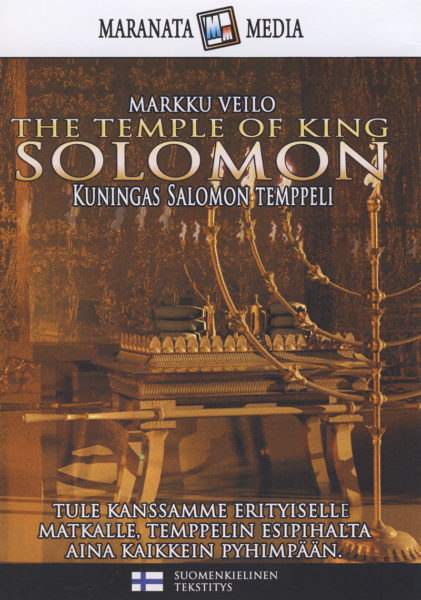 The Temple of King Solomon DVD