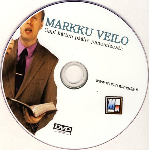 Oppi kätten päälle panemisesta DVD