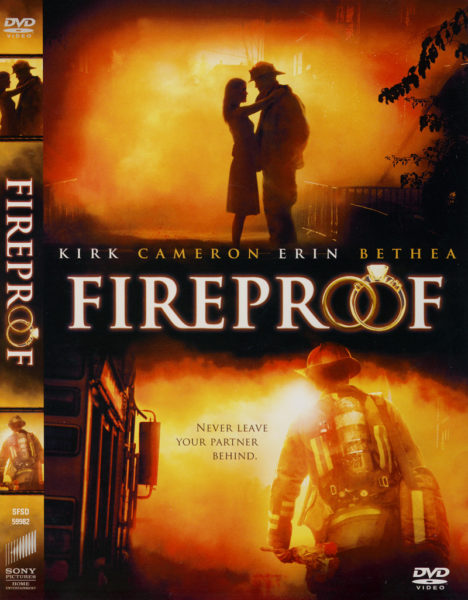 Fireproof DVD