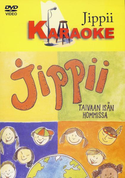 Jippii - Taivaan Isän hommissa karaoke-DVD