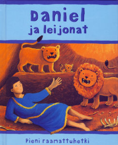 Daniel ja leijonat