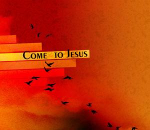 Come to Jesus (Saapukaa luokse Jeesuksen) CD/DVD