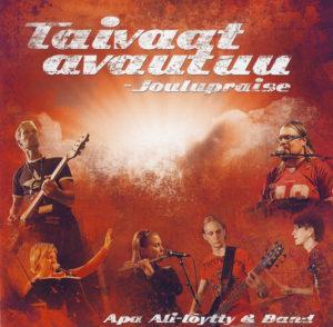 Taivaat avautuu CD