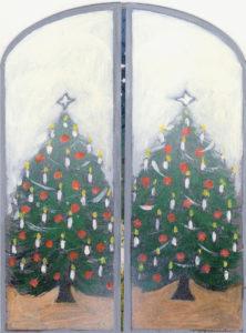 Julkort, Jeesus lapsi / ruotsinkielinen