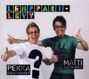 Lempparilevy CD