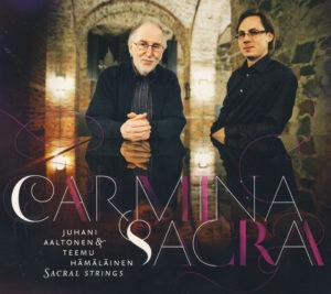 Carmina sacra CD