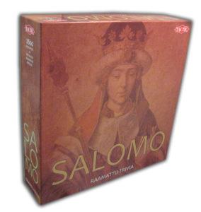 Salomo Raamattu-trivia -lautapeli