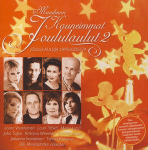Maailman kauneimmat joululaulut 2 CD