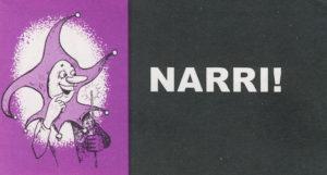 Sarjakuvatraktaatti: Narri