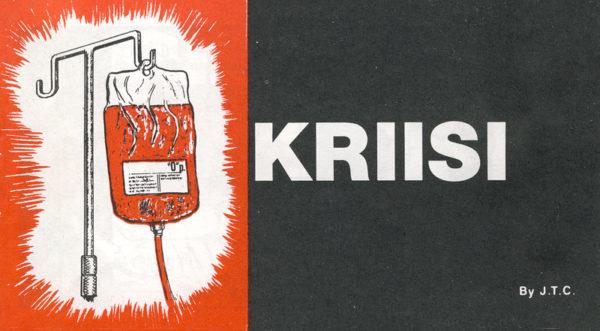 Sarjakuvatraktaatti: Kriisi