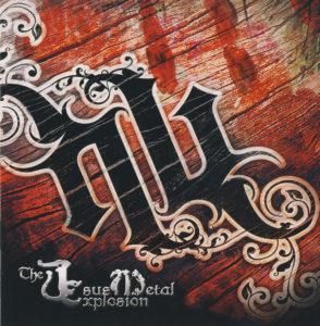 The Jesus Metal Explosion CD