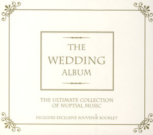 The Wedding Album CD