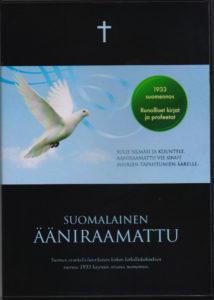 Suomalainen ääniraamattu: 1933 suomennos, runolliset kirjat ja profeetat MP3 CD