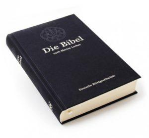 Saksa Raamattu, isokoko, Luther