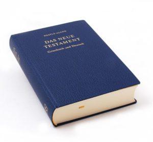 Das Neue Testament – Griechisch und Deutsch