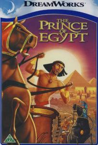 Egyptin Prinssi DVD