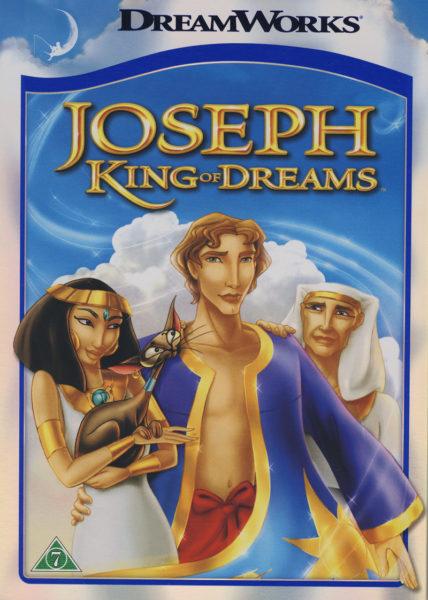 Joosef - Unten kuningas DVD