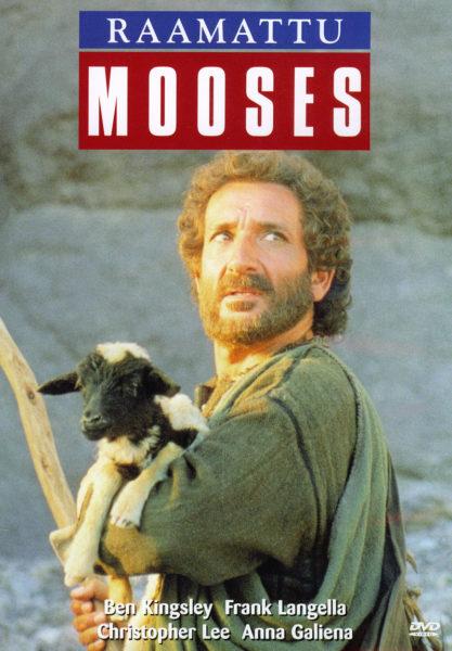 Mooses / Raamattu DVD