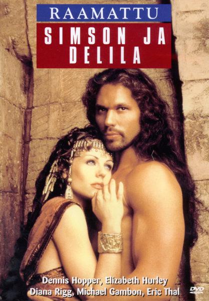 Simson ja Delila / Raamattu DVD