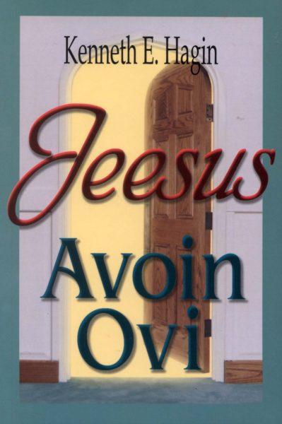 Jeesus - avoin ovi