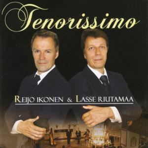 Tenorissimo CD