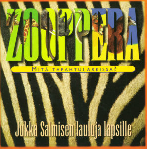Zooppera CD