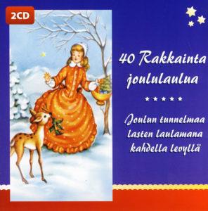 40 rakkainta joululaulua 2CD