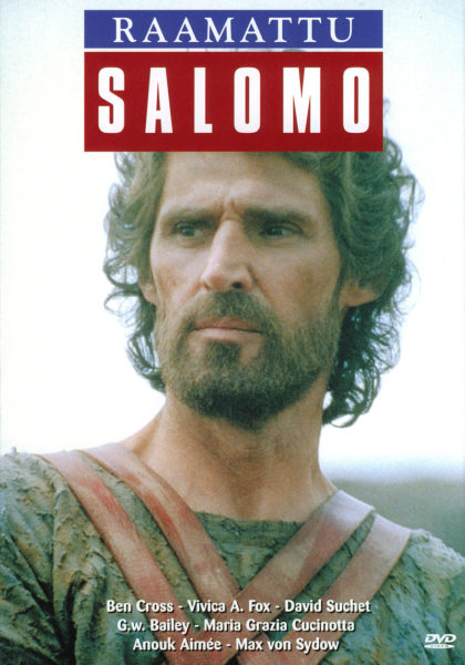 Salomo / Raamattu DVD