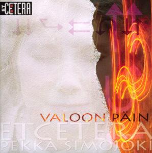 Valoon Päin CD