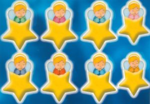 Tarrat: Enkelit ja isot tähdet