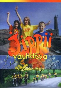 Jippii - Vauhdissa musiikkivideo DVD