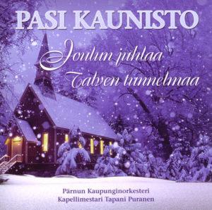 Joulun juhlaa, talven tunnelmaa CD