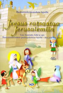 Jeesus ratsastaa Jerusalemiin -puuhapaketti