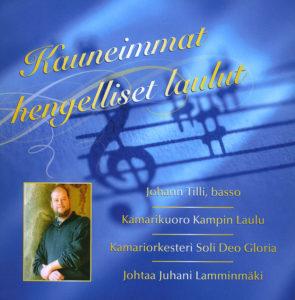 Kauneimmat hengelliset laulut CD