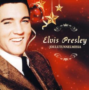 Elvis - Joulutunnelmissa CD
