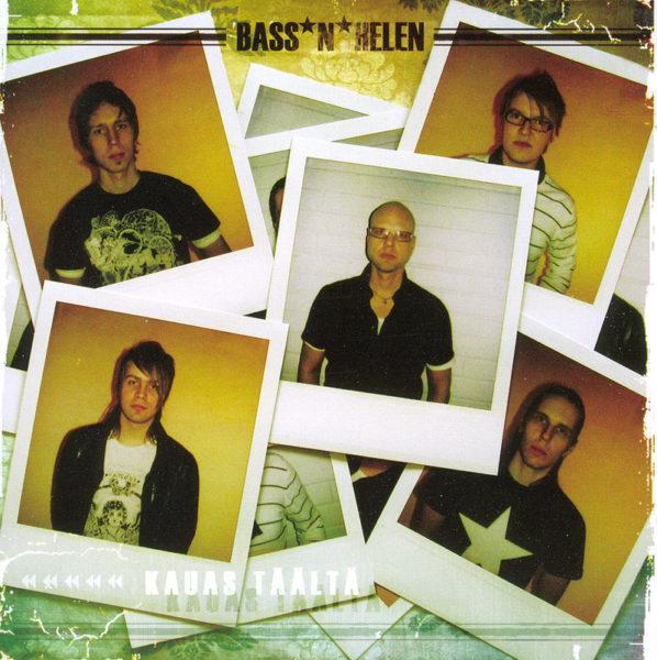 Kauas Täältä CD