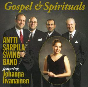 Gospel & Spirituals CD