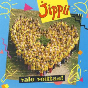 Jippii - Valo voittaa CD