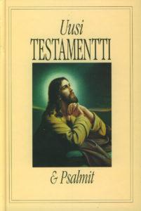 Uusi testamentti ja psalmit, Getsemane