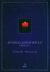 Suomalainen joulu - keskiäänelle nuottikirja