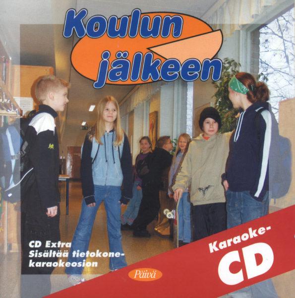 Koulun jälkeen - Karaoke-CD