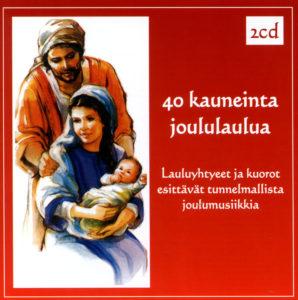 40 kauneinta Joululaulua 2CD