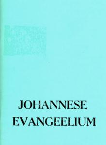 Johannese evangeelium