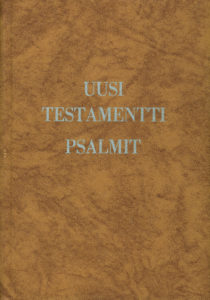 Uusi testamentti ja psalmit, isotekstinen